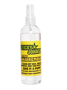 Sticky Johnson Citrus Wax Remover